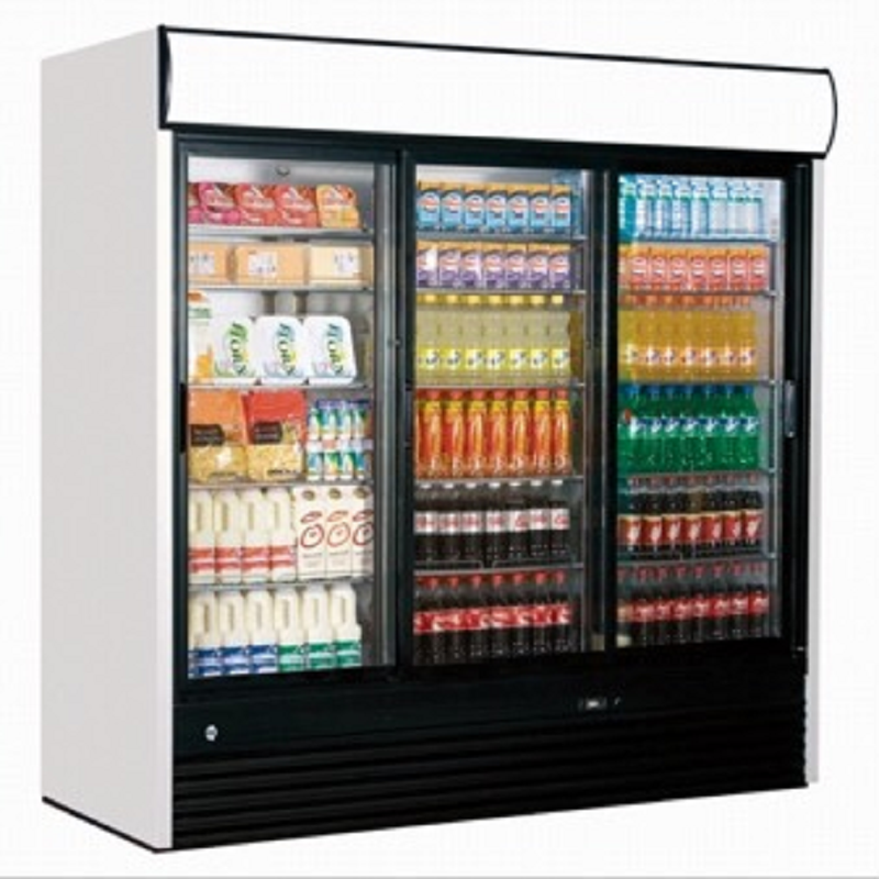 Refrigerated Integral Cabinets